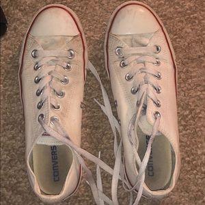 Barely worn Converse UNISEX